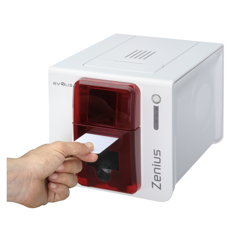 Imprimante Evolis Zenius Ethernet